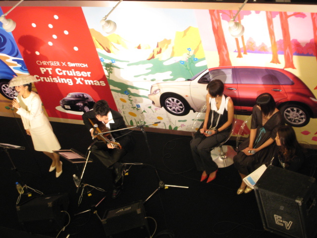 水野美紀や伊藤裕子のトークイベント