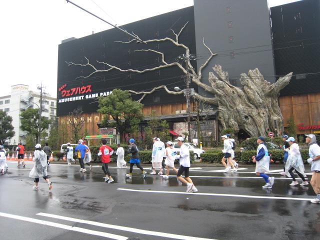 東京マラソンスタンプラリー(豊洲〜東雲イオン)