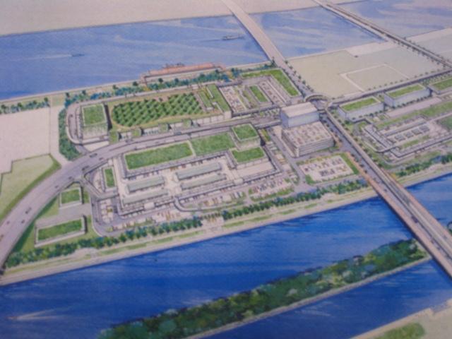 豊洲新市場 都市計画案及び環境影響評価書案