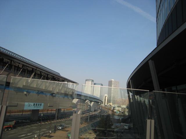 新豊洲前の@TOKYO(テプコ)