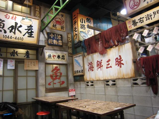 豊洲漁港 寿し常市場内店
