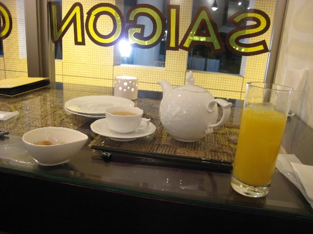 サイゴンカフェ、4回目の訪問