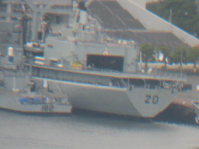 パキスタン船