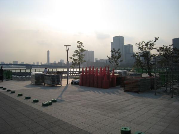 第20回東京湾大華火祭 豊洲第1会場その2