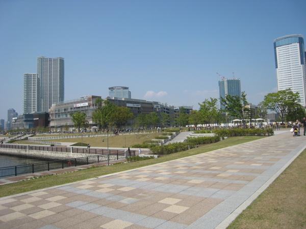 晴海橋公園