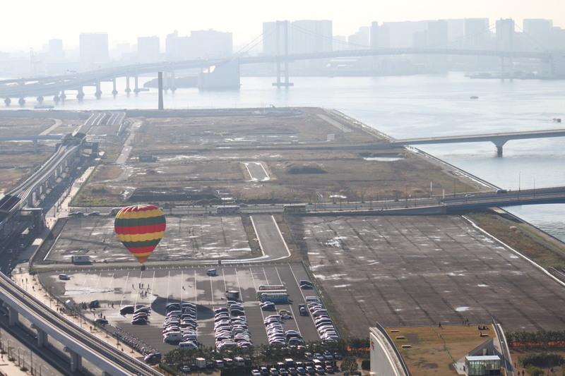 熱気球体験・子育て応援フェスタ