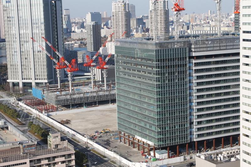 豊洲3街区ビル