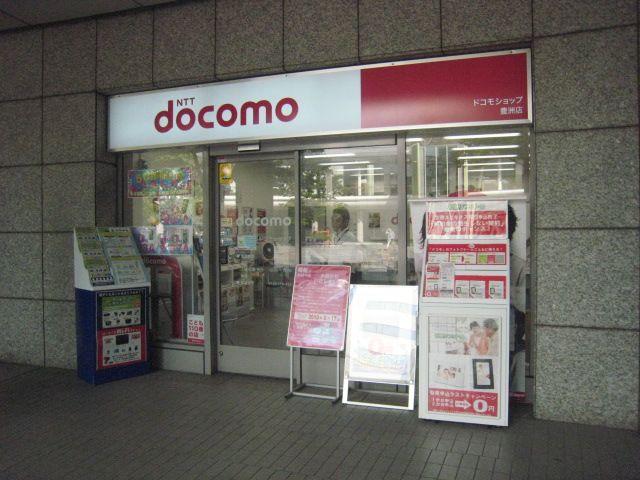 ドコモショップ豊洲店、豊洲フロントに移転
