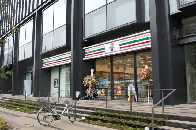 セブンイレブン 豊洲5丁目店 オープン