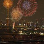 2011年度の東京湾大華火祭、中止