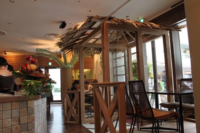 カフェ カウカウ 豊洲店