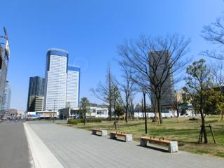 2012年3月の豊洲空間