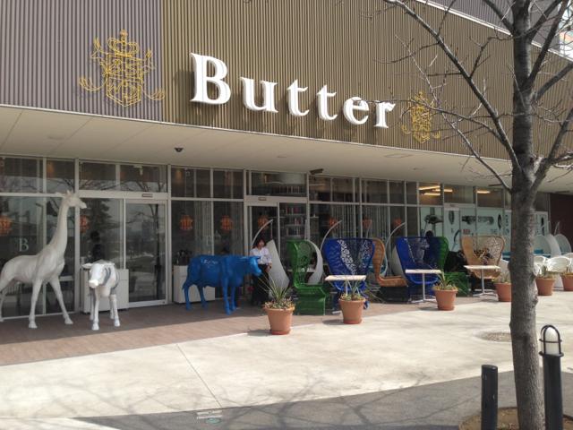 ららぽーと豊洲 Butter