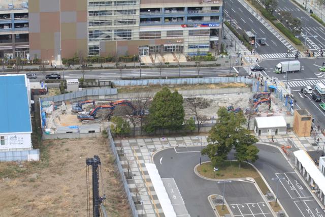 豊洲消防署 跡地