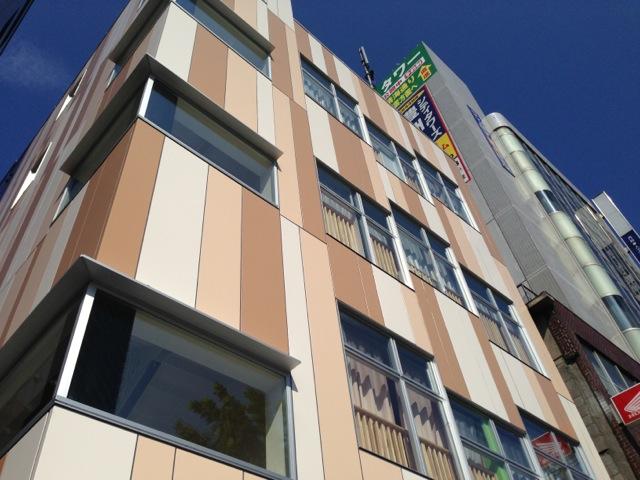 豊洲駅前ビル