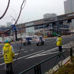 東京マラソン 2015 in 豊洲(2)