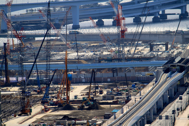 豊洲新市場建設