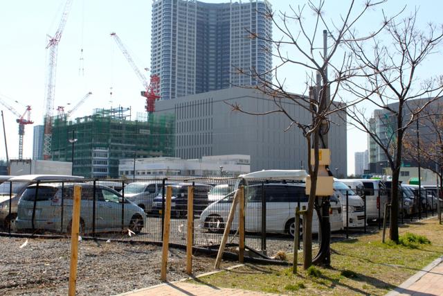 Canal Place TOYOSUに向かいます