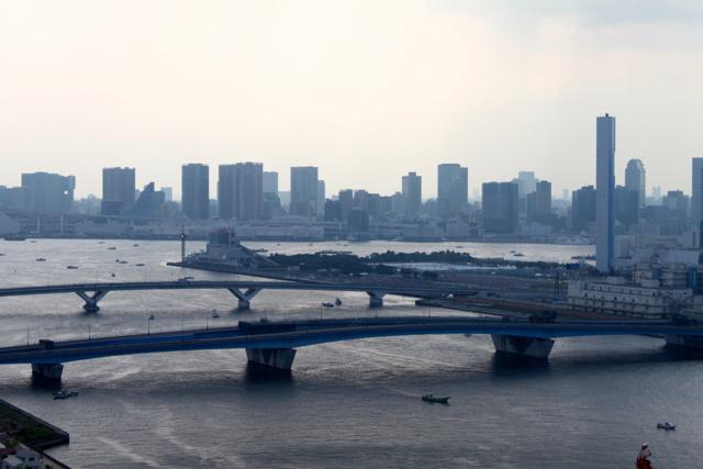 東京湾大華火祭 2015in豊洲