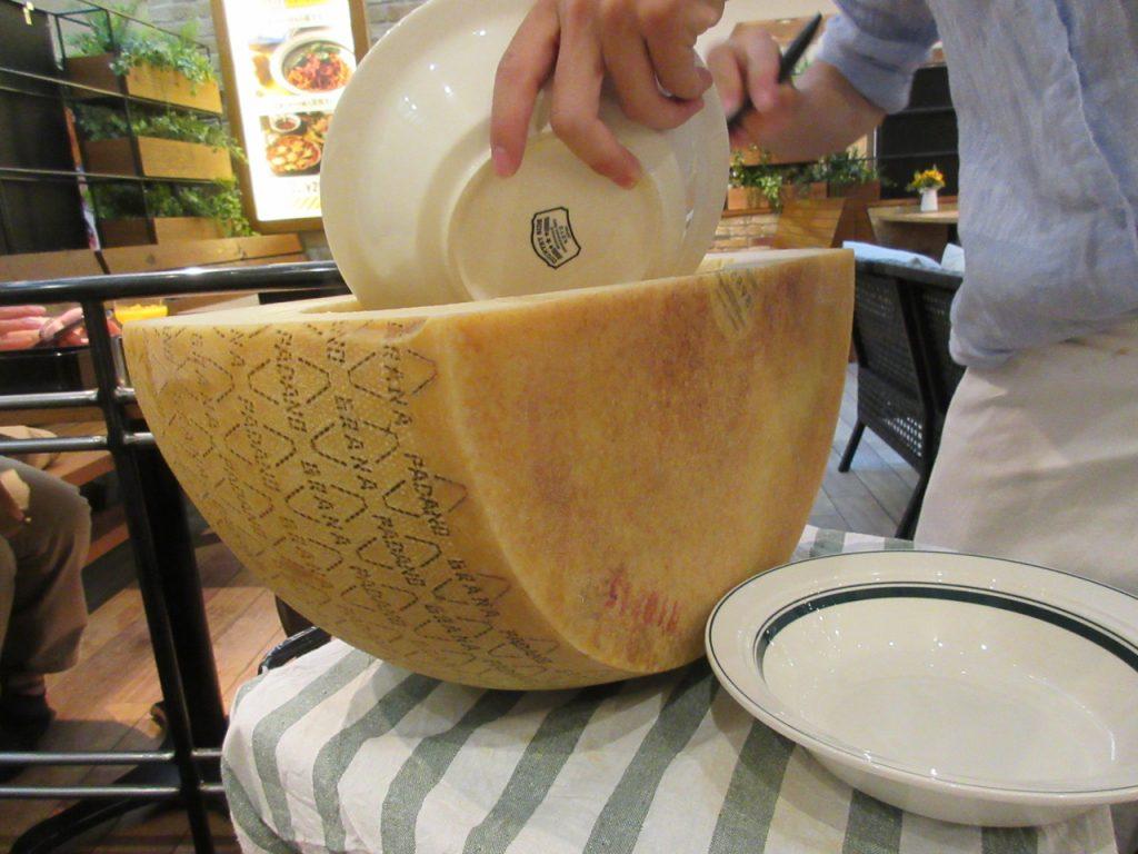 イタリアン食堂 豊洲 リゾット