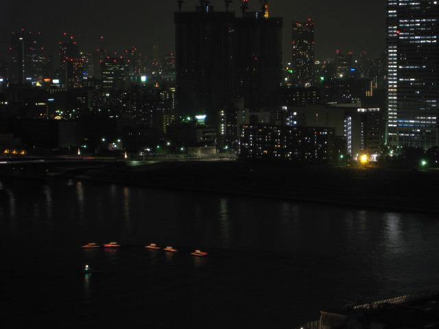 クリスマス ボートパレード