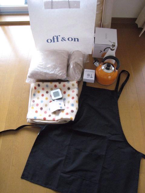 off&on福袋