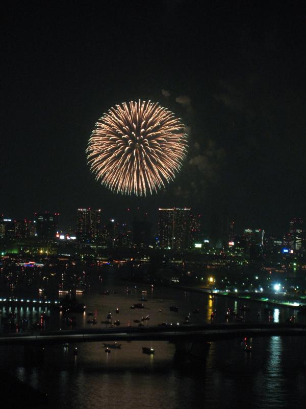 第20回東京湾大華火祭in豊洲 その6