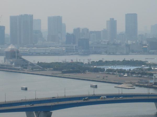 第20回東京湾大華火祭 晴海会場