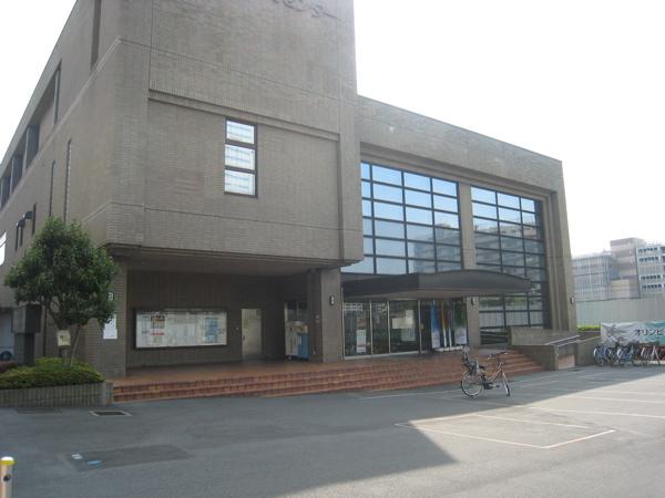 旧豊洲図書館