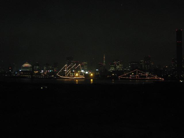 ESMERALDA(エスメラルダ)ライトアップ