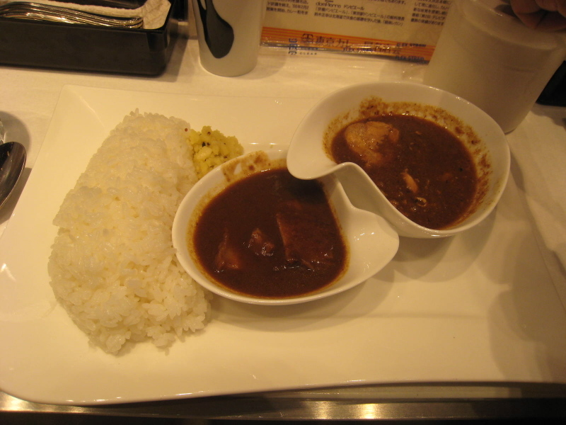 東京カレー屋名店会 有楽町