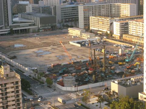 「仮称・豊洲3−1街区ビル計画」を着工