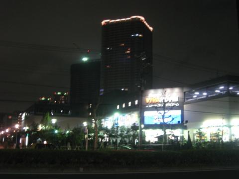 THE TOYOSU TOWERの入居