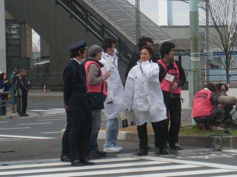 東京マラソン2009 in 豊洲