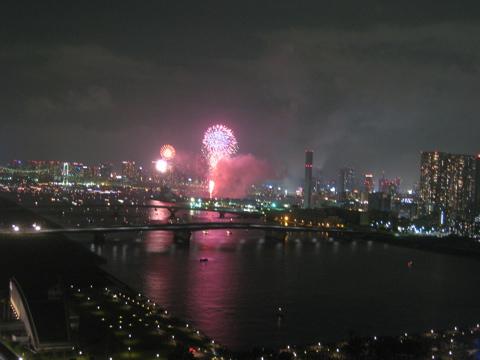 第22回東京湾大華火祭in豊洲(2)