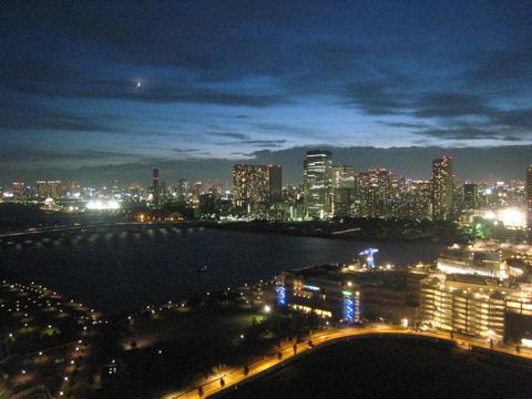 夜景 in 豊洲 2009