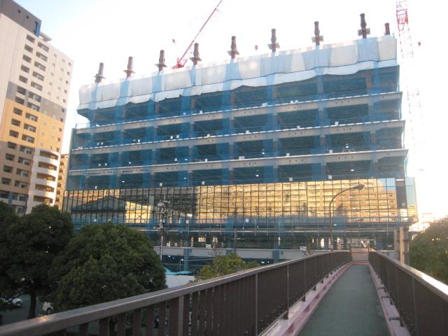 豊洲5丁目のビル(SIA豊洲ビルディング)