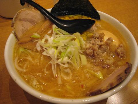 がんこ一条流 がんこラーメン (東京)伊勢海老味噌玉ラーメン