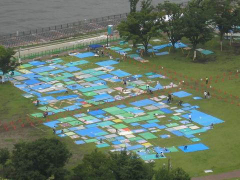 第22回東京湾大華火祭in豊洲(1)