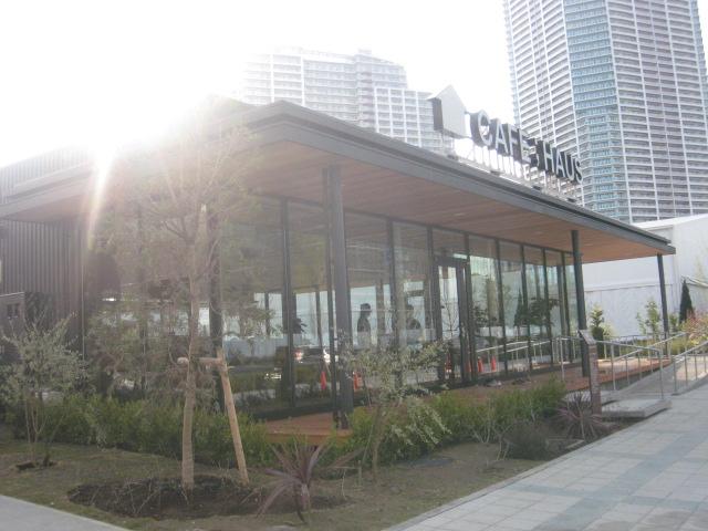 CAFE;HAUS 豊洲 (カフェ ハウス 豊洲)準備中