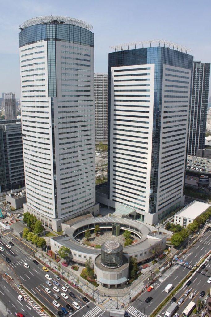 豊洲センタービル&アネックス