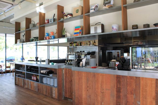 CAFE;HAUS 豊洲 (カフェ ハウス 豊洲)HPオープン