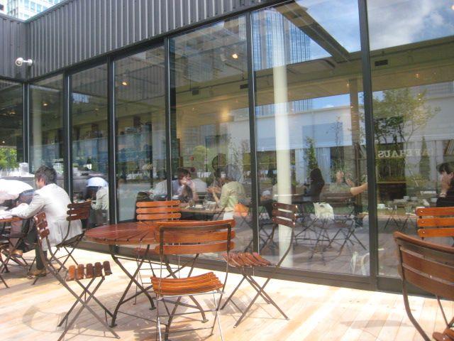 CAFE;HAUS 豊洲でホリデーランチ