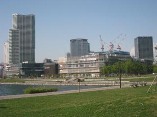 2010年5月の豊洲空間