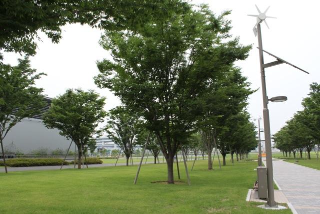 東京臨海広域防災公園&そなエリア東京