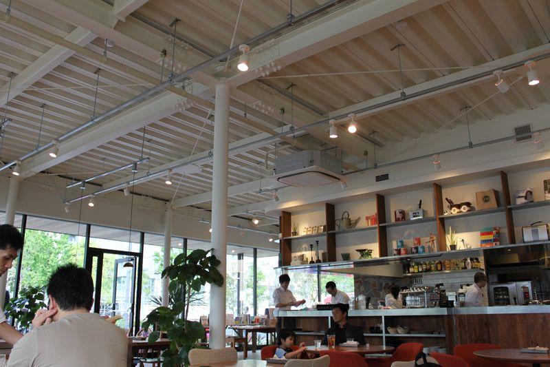 CAFE;HAUS 豊洲 (カフェ ハウス 豊洲)プレオープン