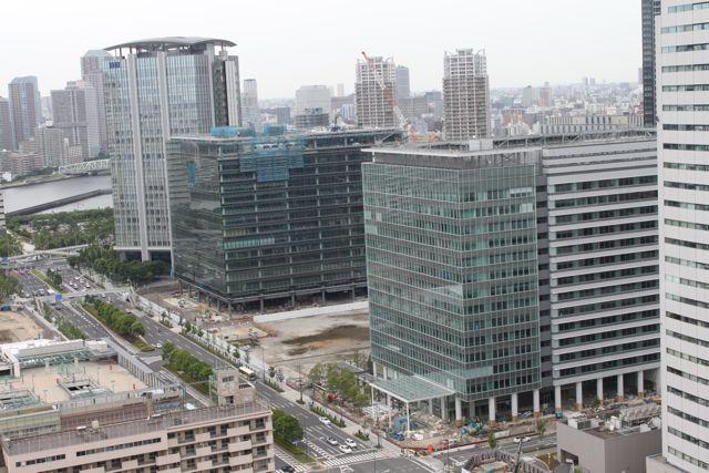 豊洲3街区ビル(2010年6月26日現在)