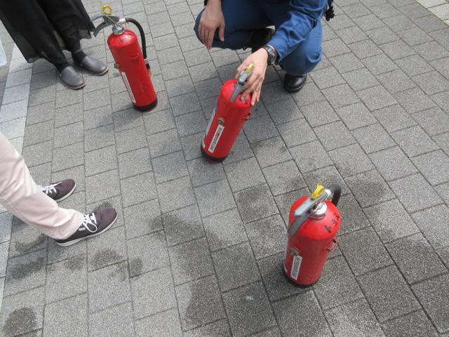 豊洲五丁目・六丁目「地域防災訓練」に参加しました