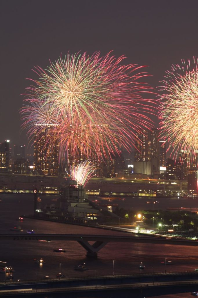 第23回東京湾大華火祭in豊洲(3)