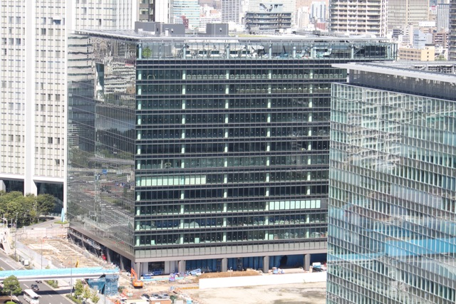 豊洲3街区ビル(2010年10月11日現在)